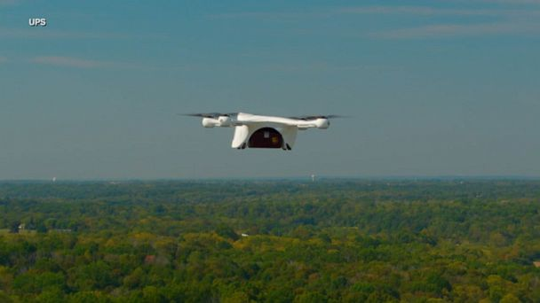 UPS certified to start drone deliveries