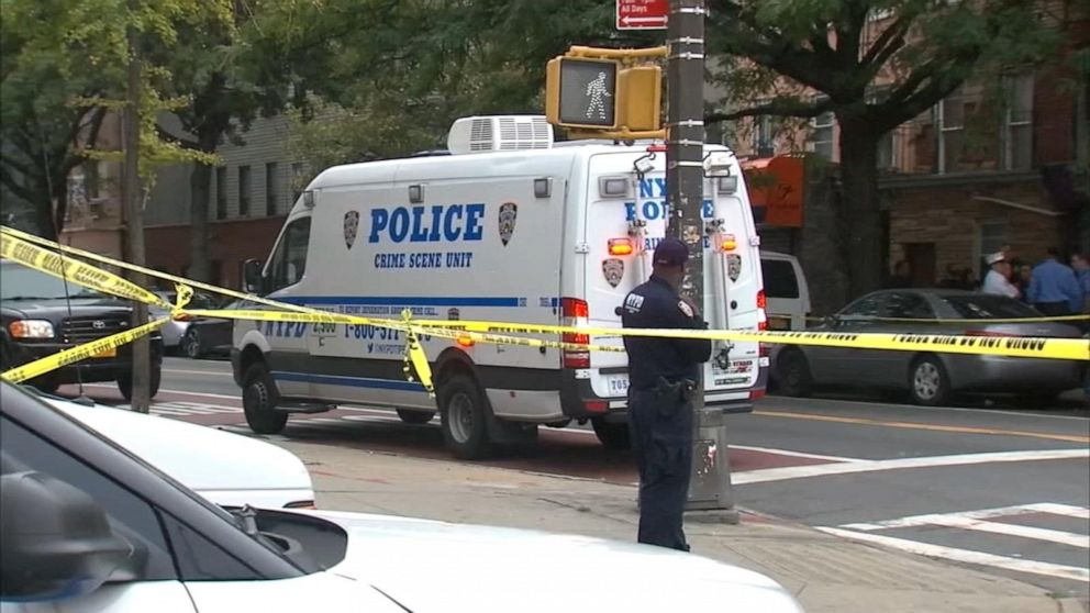4 people killed in 'mass casualty shooting' at Brooklyn club