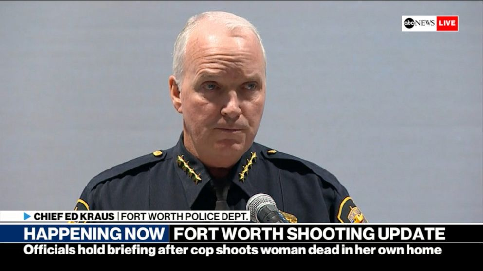 Police officer who fatally shot Texas woman in her own home resigns