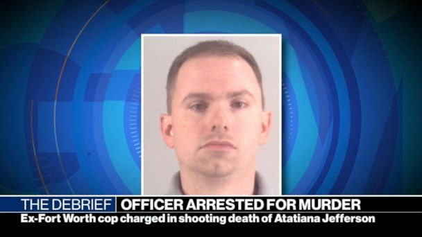 Officer charged with murder after shooting woman in her own home