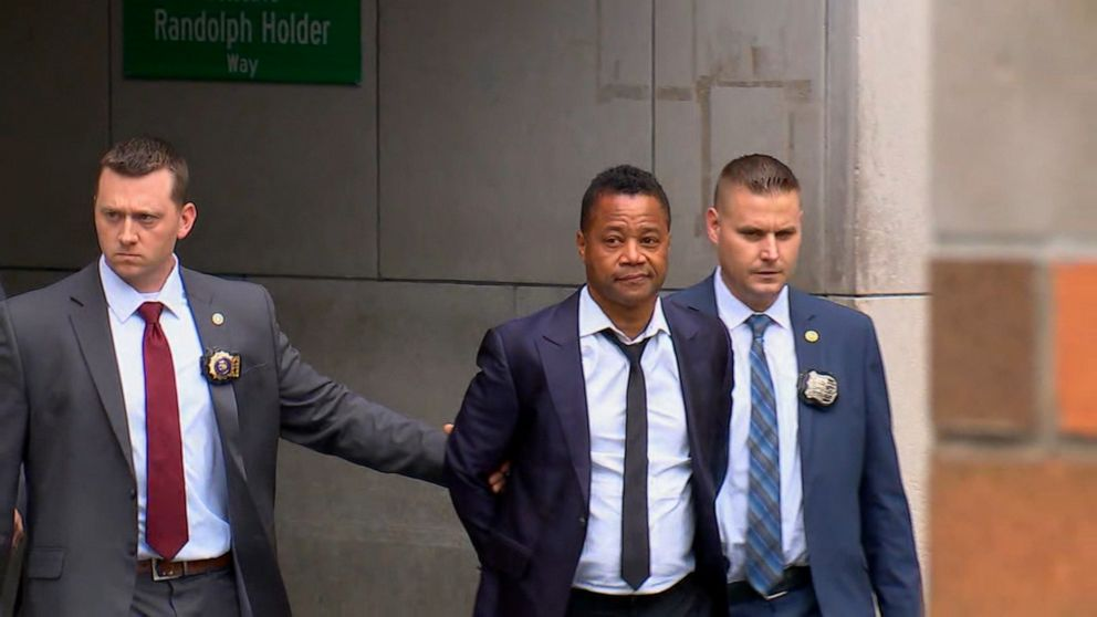 Cuba Gooding Jr. pleaded not guilty to 2 counts of sexual misconduct
