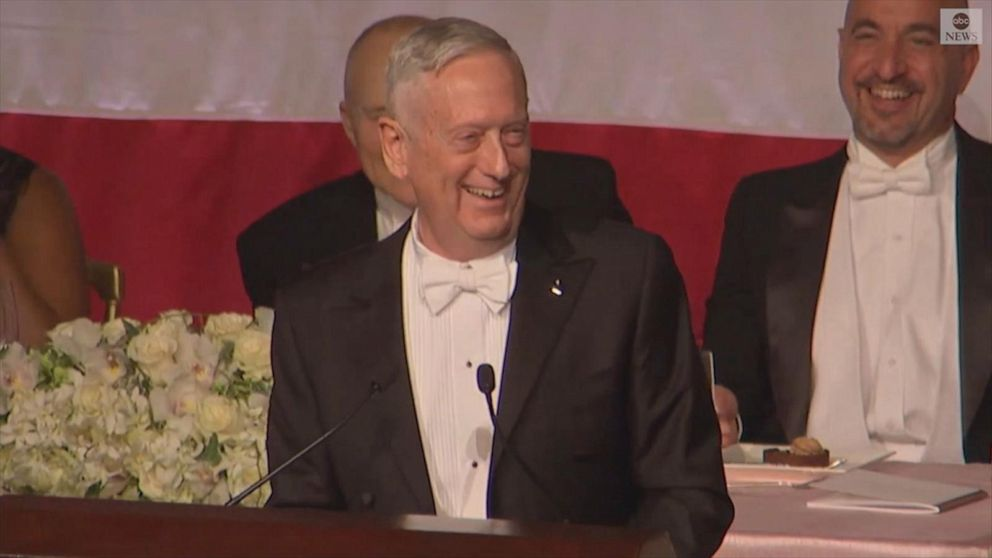 Former Defense Secretary Gen. James Mattis roasts Donald Trump: 'I earned my spurs on the battlefield'