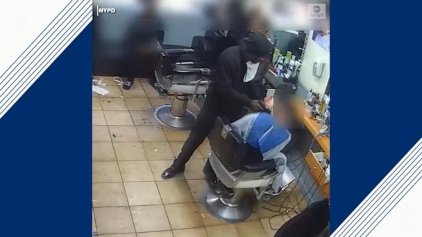 Man robbed while getting haircut at Brooklyn barbershop