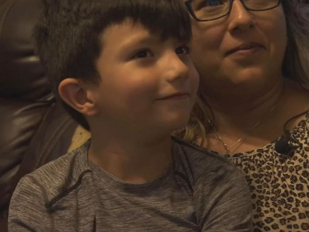 VIDEO: 5-year-old's quick thinking saves diabetic mom