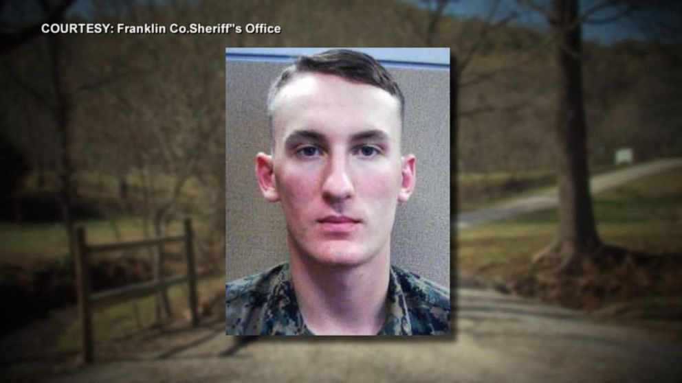 Former Marine wanted in fatal shooting of Virginia man
