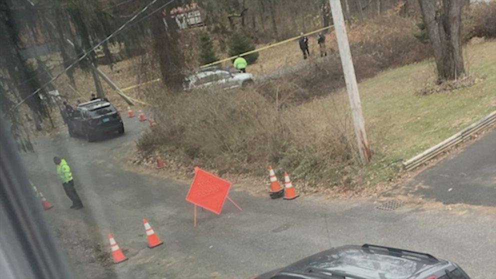 Woman's body found near wastewater treatment plant
