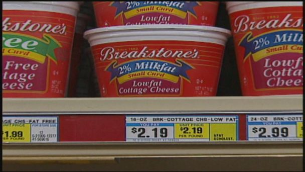 Cottage cheese recalled over metal, plastic fears