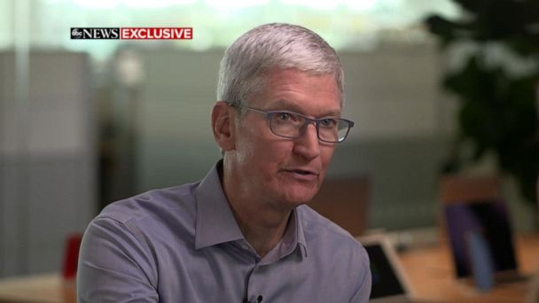 Tim Cook says Apple will continue to support DACA