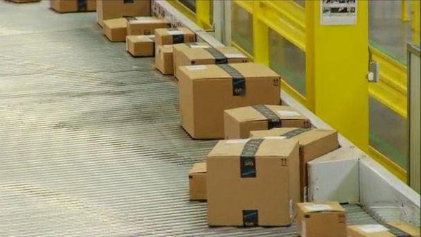 Amazon warehouse employees see high injury rates