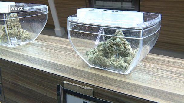 Recreational marijuana goes on sale in Michigan
