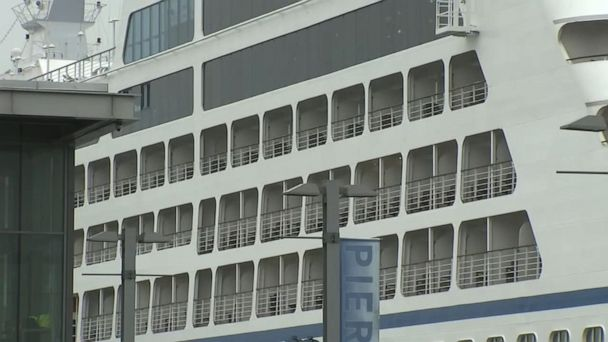 Cruise ship could house homeless