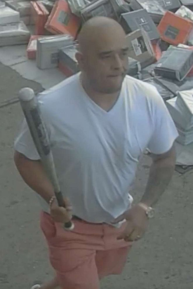 Suspects wanted in baseball bat caught on surveillance video ... on