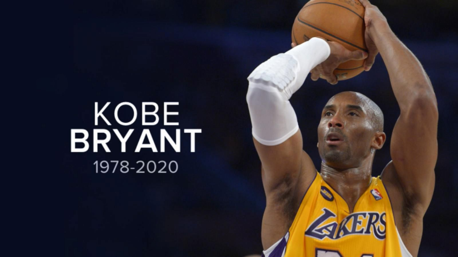 World Mourns NBA Legend, Kobe Bryant