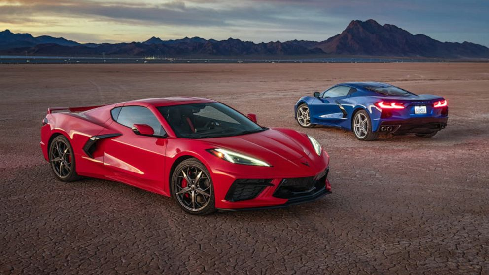 Is The New Corvette As Good As Its European Rivals Abc News
