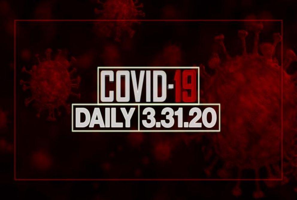 UHR: Coronavirus täglich aktualisiert: März 31, 2020