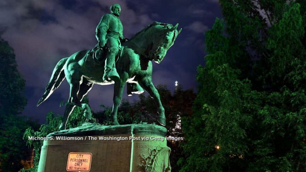 Virginia panel recommends Lee statue removal at U.S. Capitol thumbnail