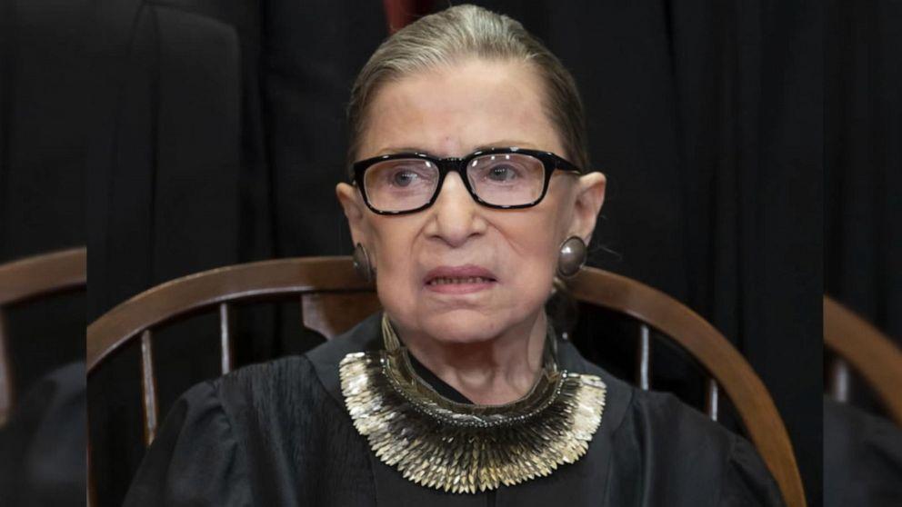Ruth Bader Ginsburg's legacy