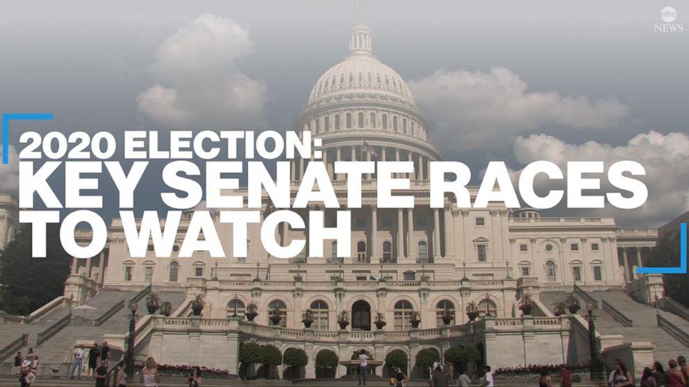 6 key Senate races to watch