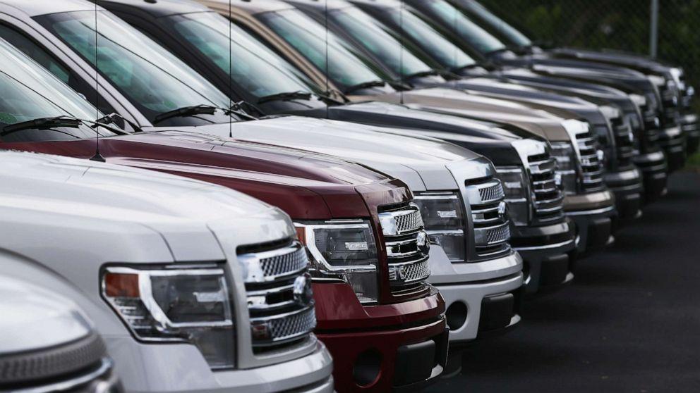 Ford recalls over a million Explorer SUVs over potential suspension