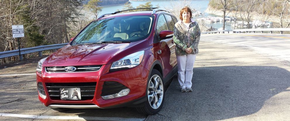 PHOTO: Kentucky woman Betty Dawes wrote to the ABC News Fixer about trouble with her Ford and battles with the local dealership.