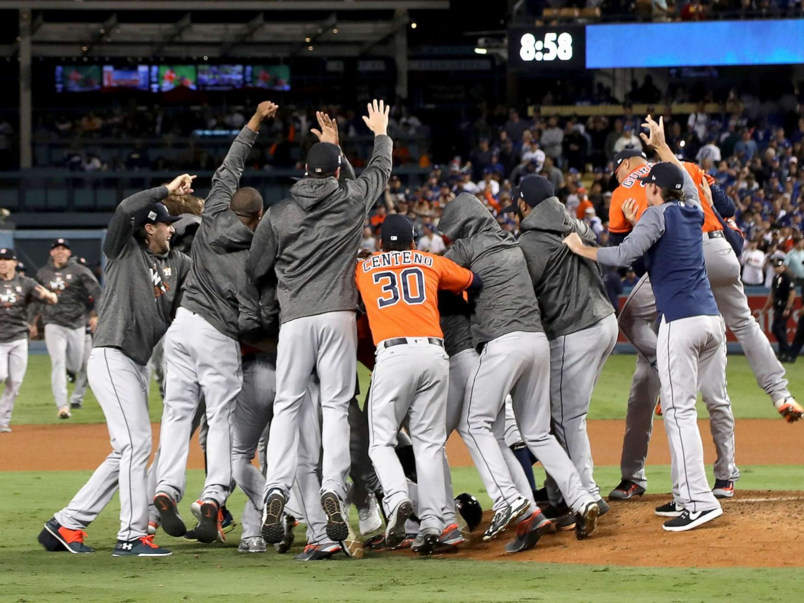 Astros Team >> Mlb Suspends Houston Astros Gm Manager For Sign Stealing In