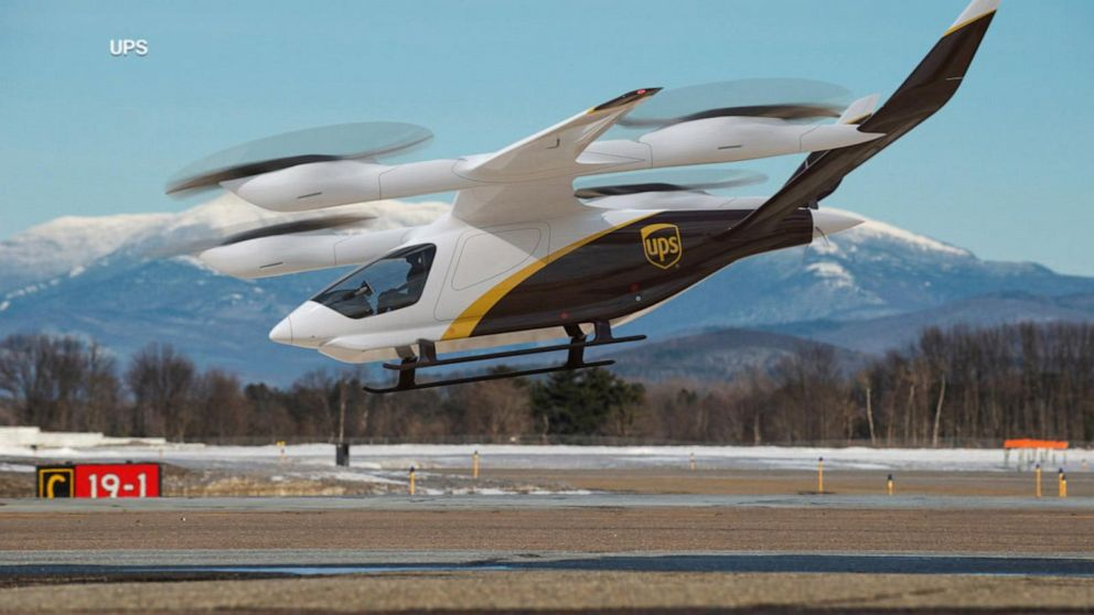 Electric Airplanes could be Future of Delivery