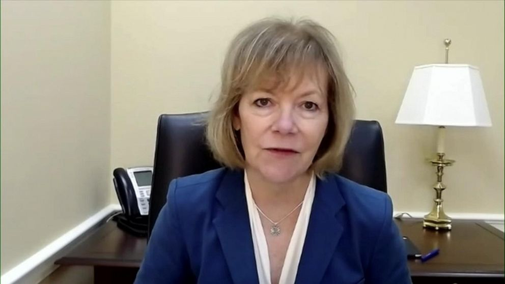 Sen. Tina Smith: 'Traffic stops like this should not result in somebody's death'