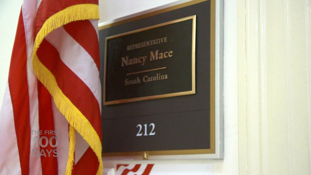 The Work: Representatives Nancy Mace and Marilyn Strickland