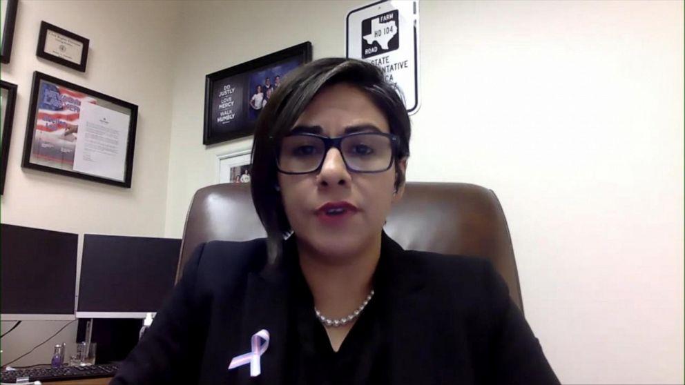Texas House member on voting bill: 'It's a hateful piece of legislation'