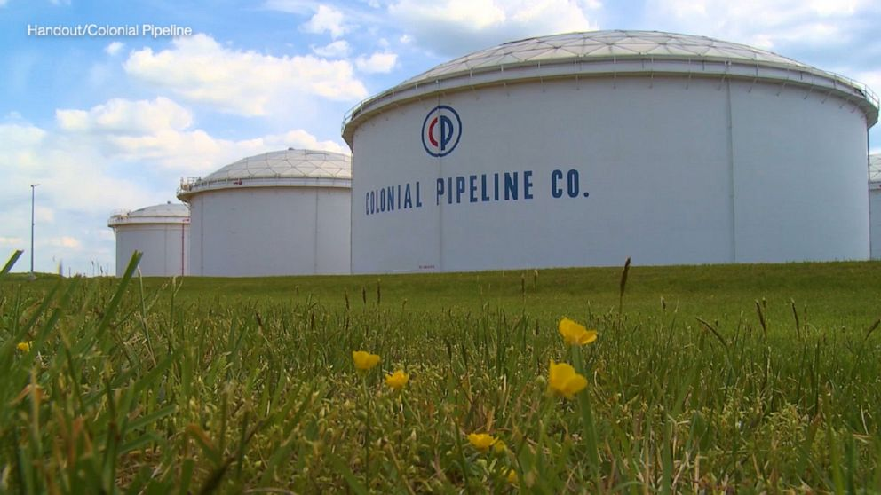Cyberattack halts major US gas pipeline system