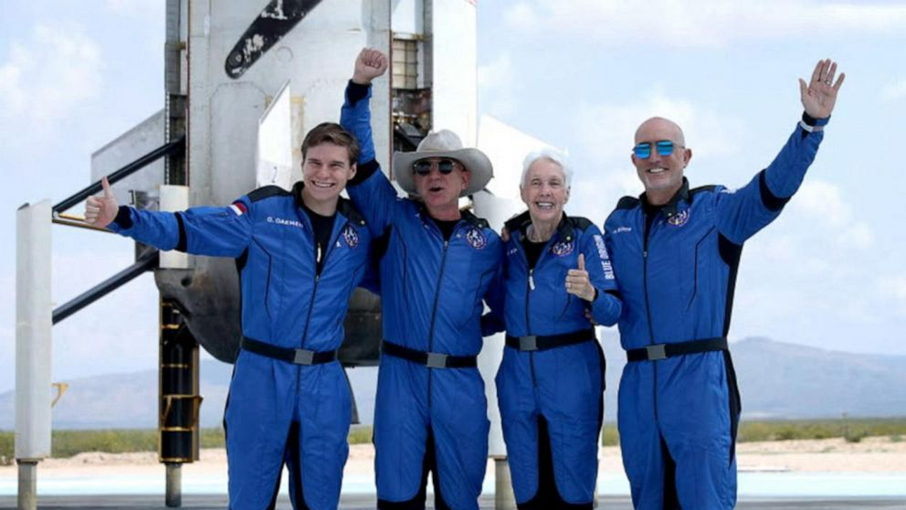 What Blue Origin's historic launch means for Future of Space Exploration