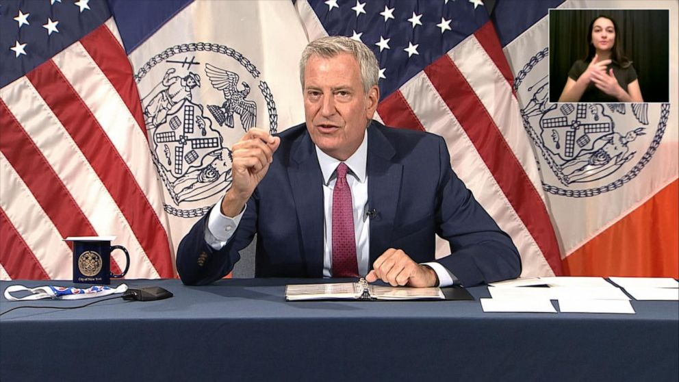 Mayor unveils 'Key to NYC' pass for vaccinated