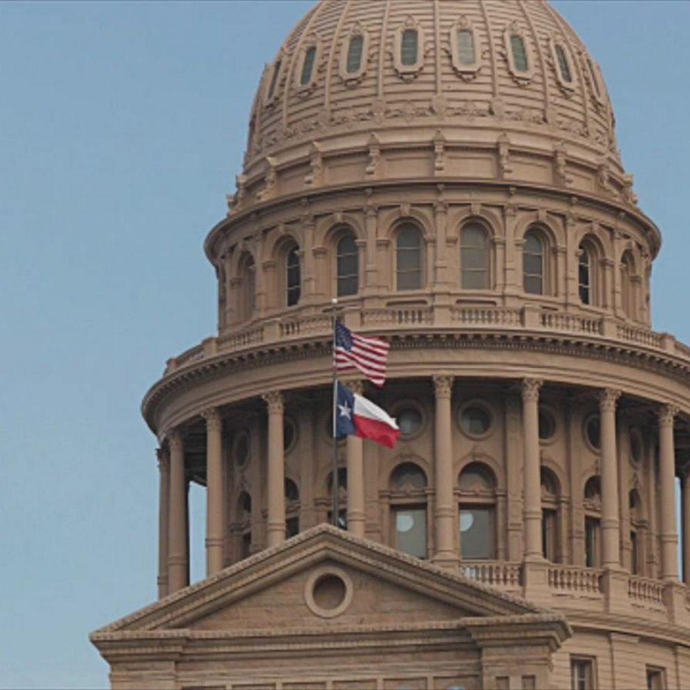 Texas Legislature sends sweeping GOP voting bill to governor - ABC News