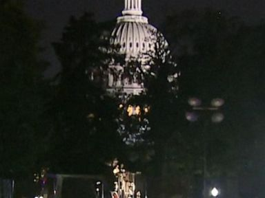 WATCH:  Fencing outside US Capitol reinstalled ahead of rally