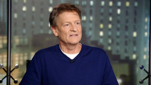 Video Author Michael Lewis: 'We're playing Russian roulette with evolution'