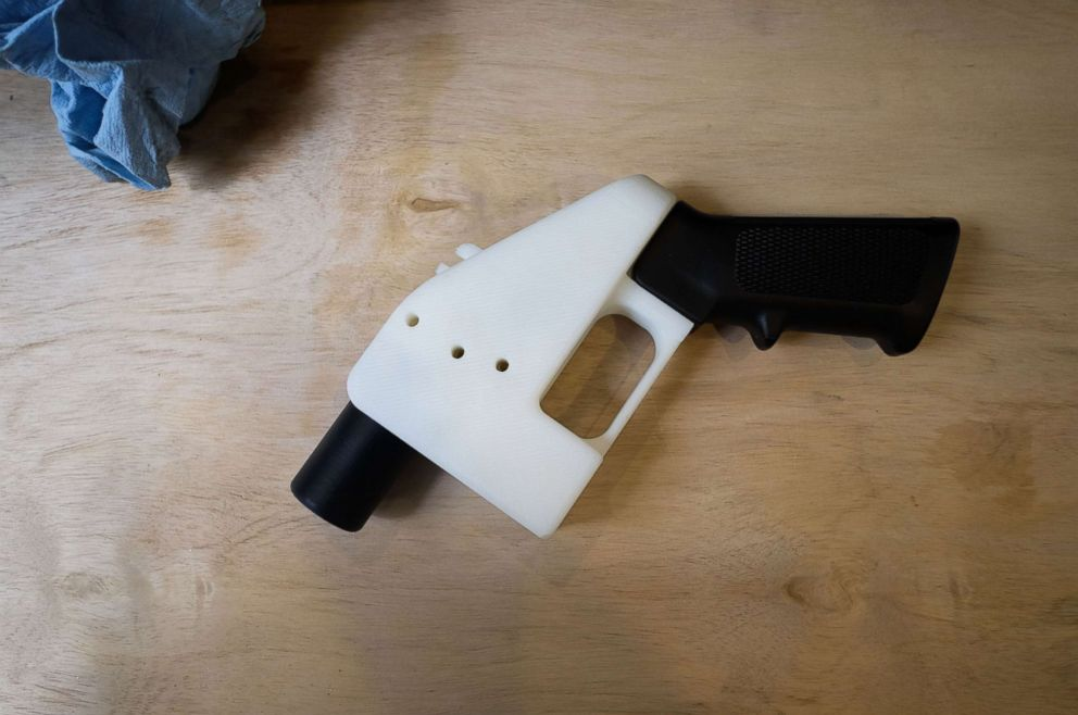 Seattle judge blocks online plans for printing untraceable 3D guns