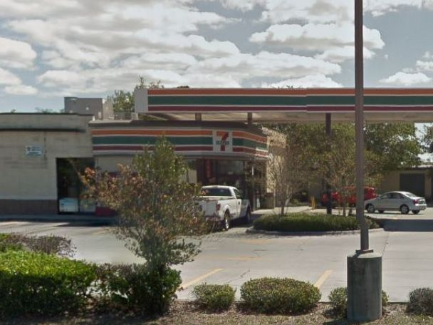 PHOTO: The 7-Eleven, located at 7131 Ridge Road in Port Richey, Florida.
