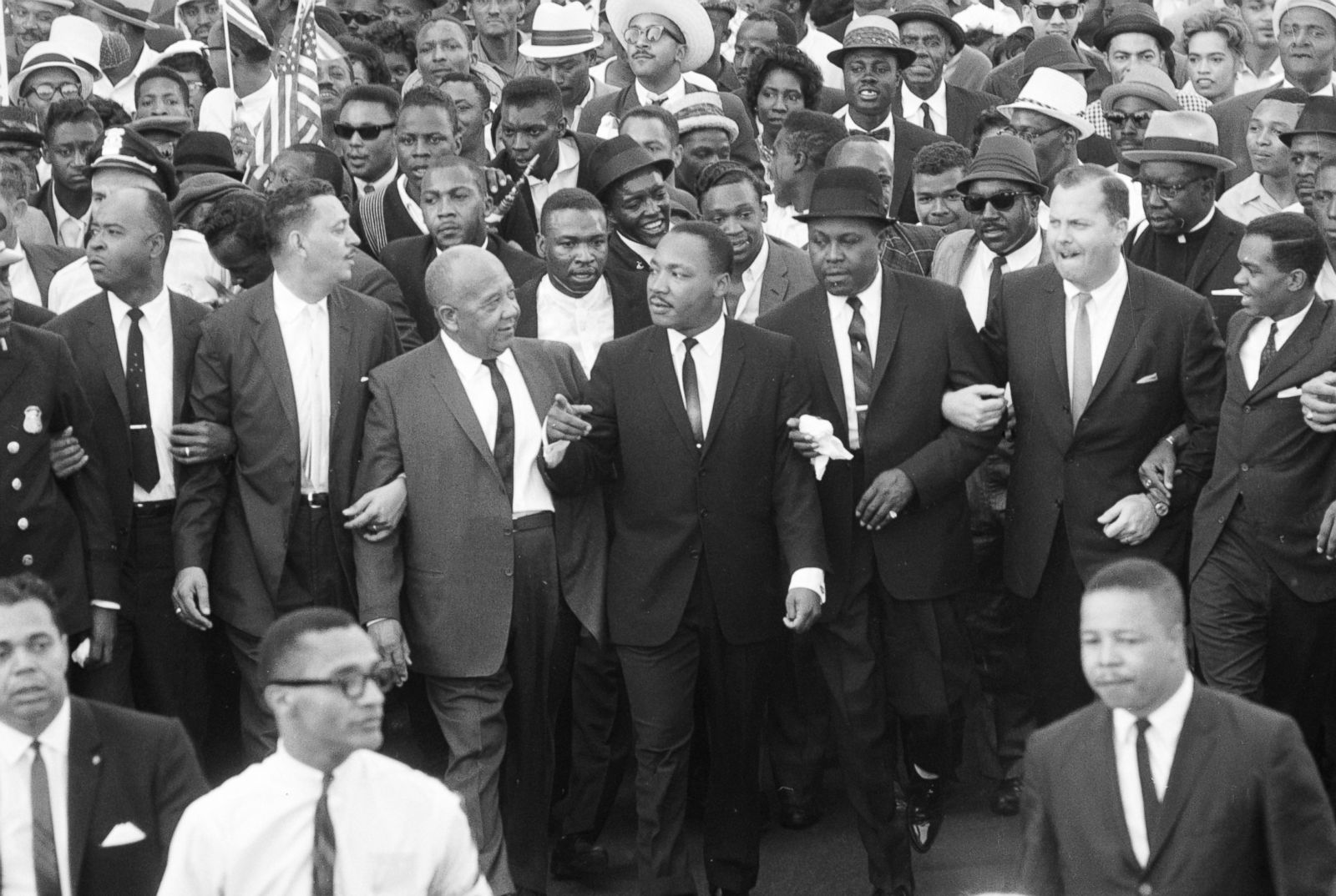 Martin Luther King Jr A Life In Pictures Photos Image 12 Abc News