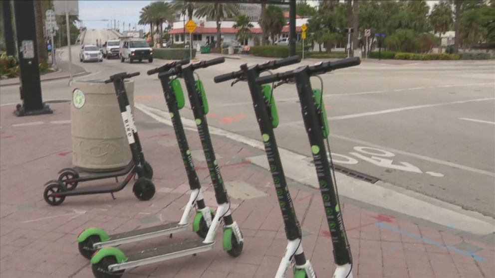Family of a 28-year-old Florida woman sues Lime scooter over