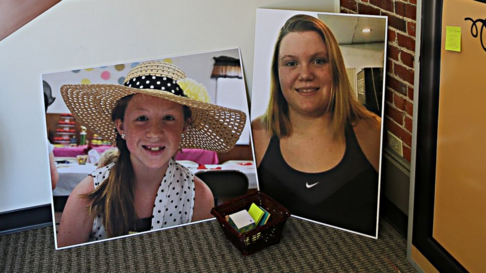 Abby Williams, 13, and Libby German, 14, were killed on Feb. 13, 2017. thumbnail