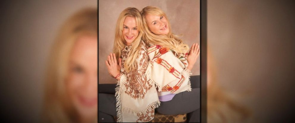 PHOTO: Alexandria and Anastasia Duval are seen here.