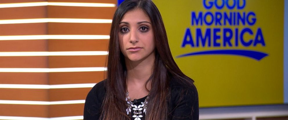 PHOTO: Anjali Ramkissoon told Good Morning America, shes ashamed of her actions, after video emerged of her lashing out at an Uber driver.