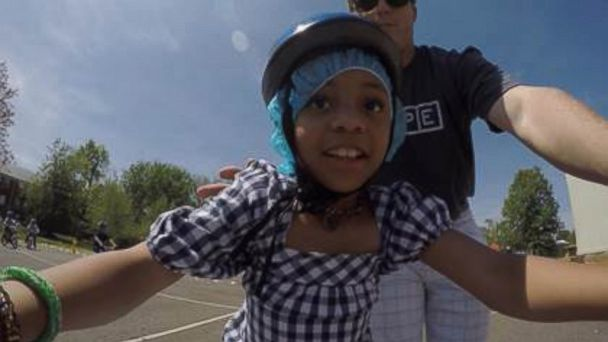 A Ride of Passage: DC Public Schools Teach 2nd Graders to Ride a Bike