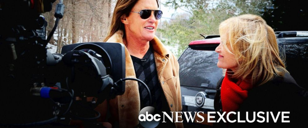 """Bruce Jenner sat down with Diane Sawyer for a far-ranging, two-hour interview that will air on Friday, April 24 at 9 p.m. ET during a special edition of """"20/20."""""""