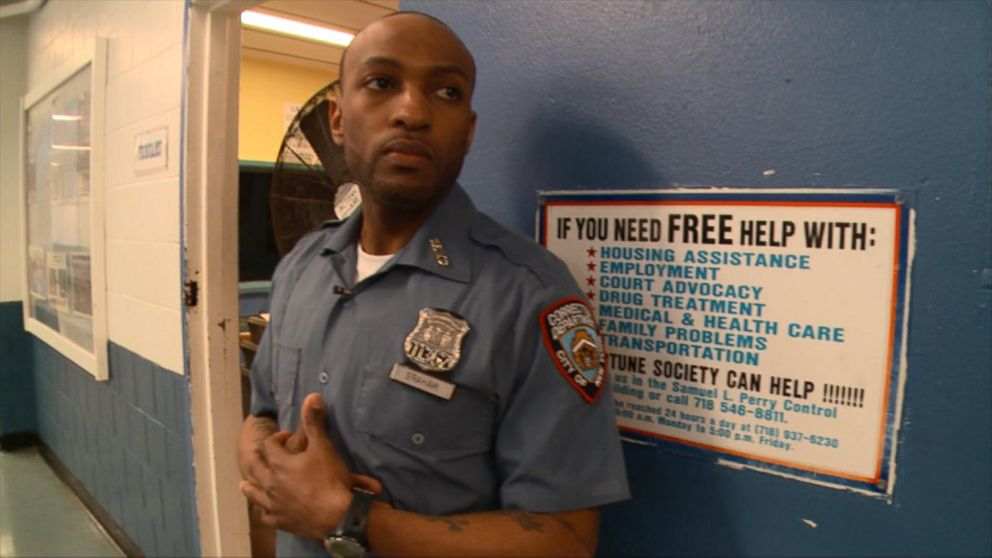 Rikers Island Officer Describes What a Day Is Like for Him