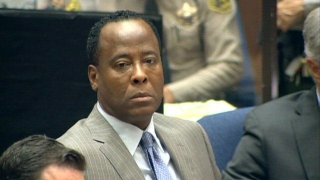 VIDEO: Prosecutors play recording made by Dr. Conrad Murray on May 10, 2009.