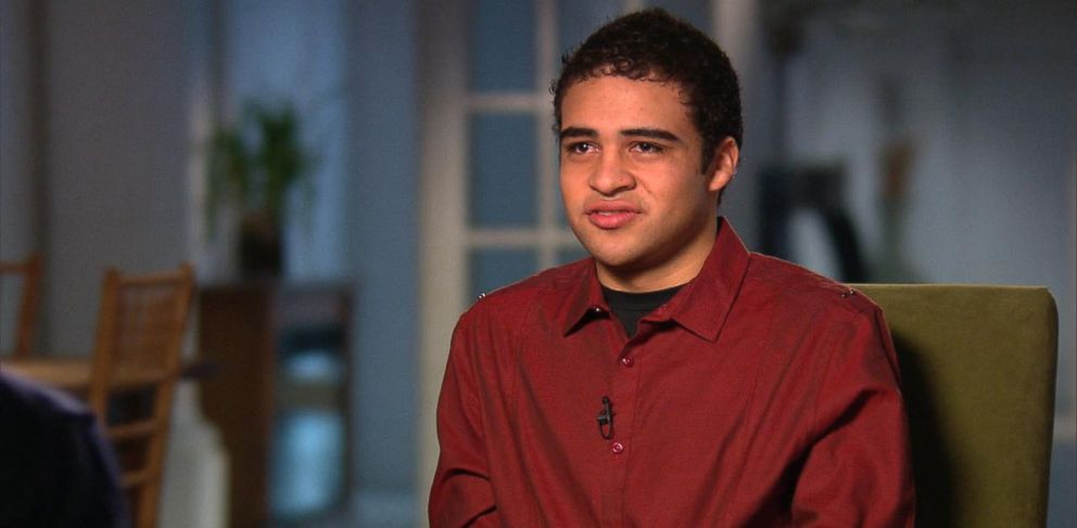 """PHOTO: Jimmy Pallais, 17, and his adoptive parents sat down for an exclusive interview with ABC News """"20/20."""""""