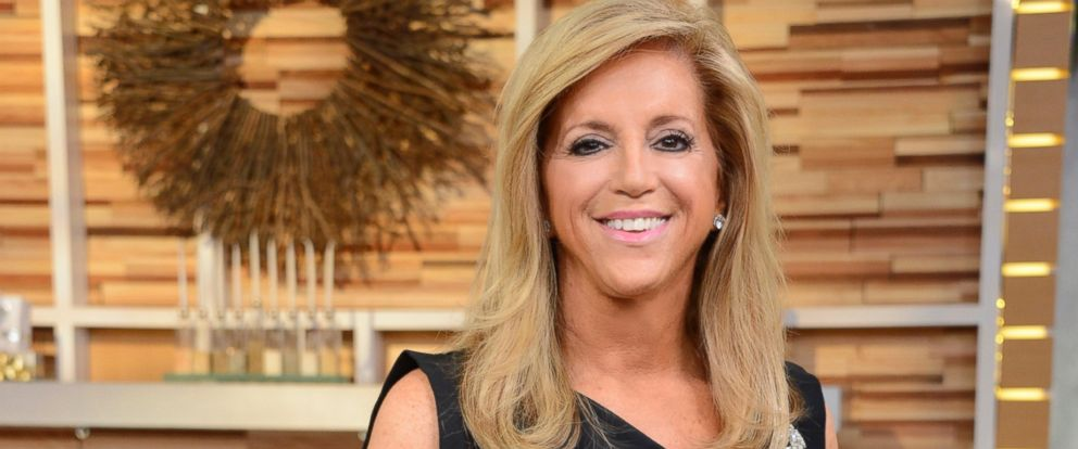 "PHOTO: Joy Mangano is shown on the set of ABC News ""Good Morning America."""