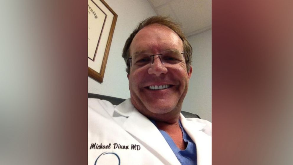 """Dr. Thomas Michael Dixon, also known as """"Mike,"""" was a plastic surgeon and had a spa in Amarillo, Texas."""