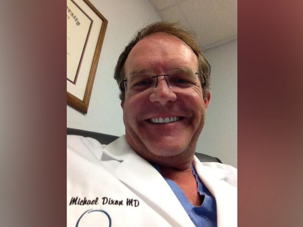 PHOTO: Dr. Thomas Michael Dixon, also known as Mike, was a plastic surgeon and had a spa in Amarillo, Texas.